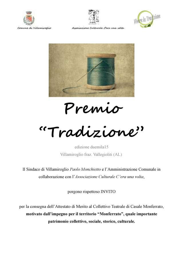 Premio Tradizione Villamiroglio